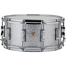 Classic Maple Snare Drum 14 x 6.5 in. Silver Sparkle
