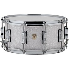 Classic Maple Snare Drum 14 x 6.5 in. White Marine Pearl
