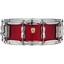 Classic Maple Snare Drum Level 1 14 x 5 in. Red Sparkle