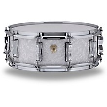 Classic Maple Snare Drum Level 1 14 x 5 in. Vintage White Marine Pearl
