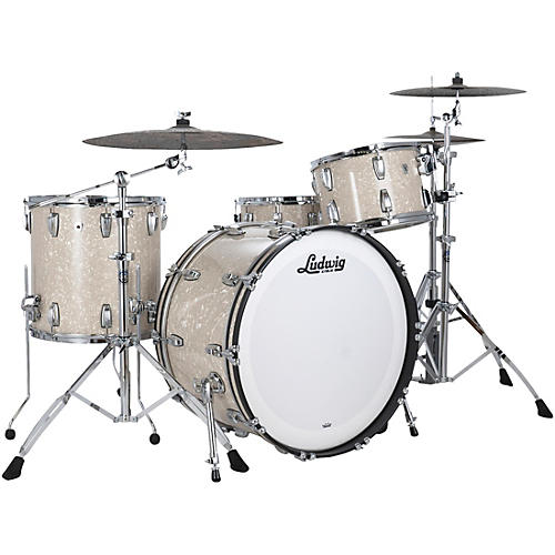 Ludwig Classic Oak 3-piece Pro Beat Shell Pack with 24 in. Bass Drum
