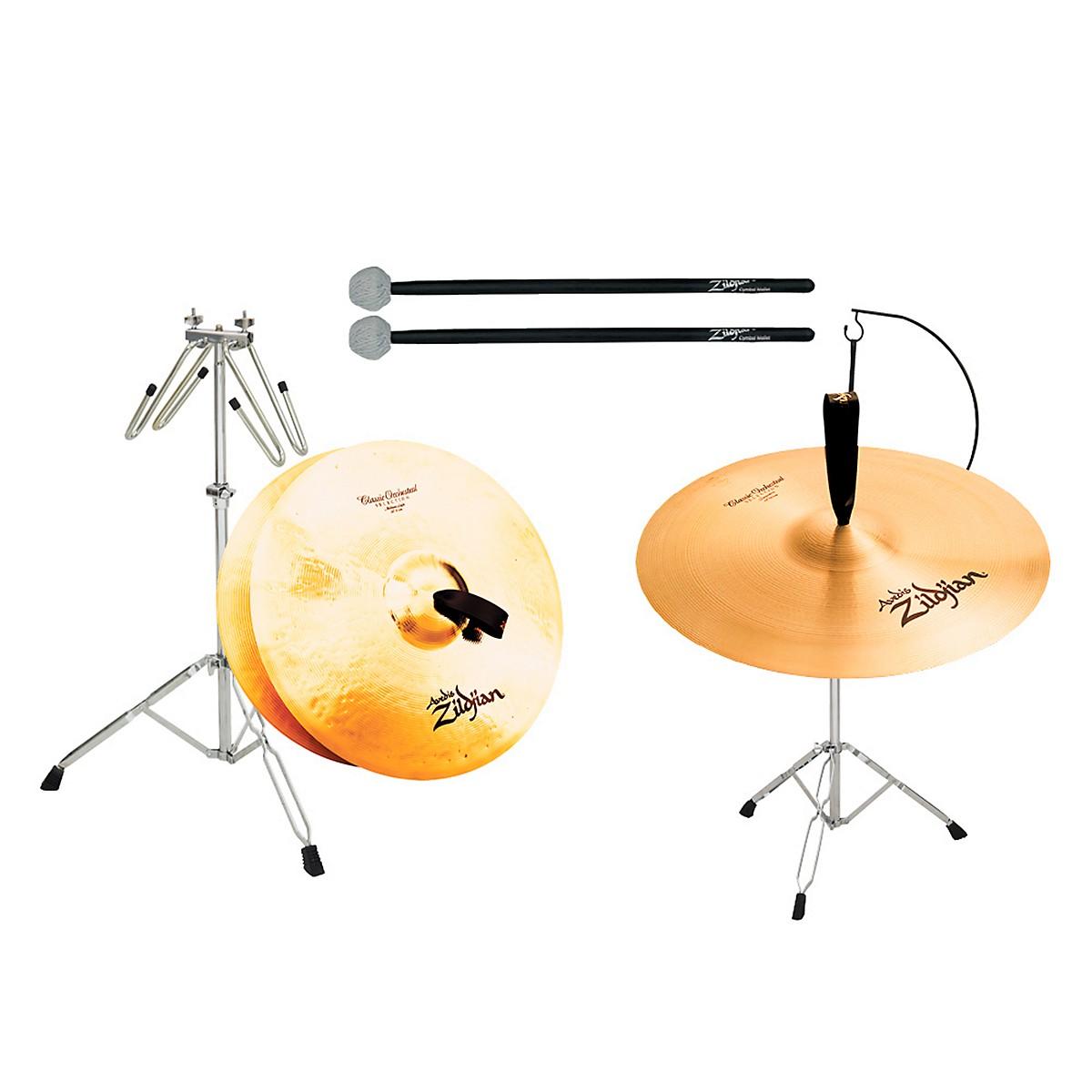 Zildjian Classic Orchestral Cymbal Educator Pack