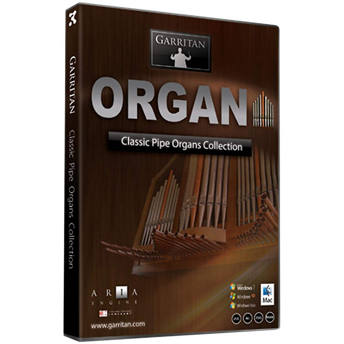 Garritan Classic Pipe Organs Software Download