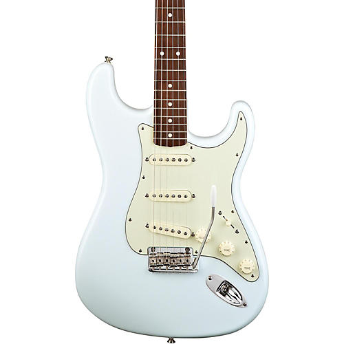 fender classic player 39 60s stratocaster electric guitar sonic blue guitar center. Black Bedroom Furniture Sets. Home Design Ideas