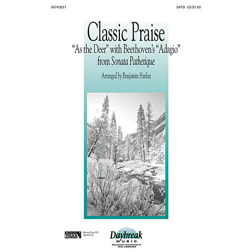 Hal Leonard Classic Praise SATB composed by Benjamin Harlan