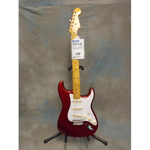 Fender Classic Series '50s Stratocaster Lacquer Solid Body Electric Guitar