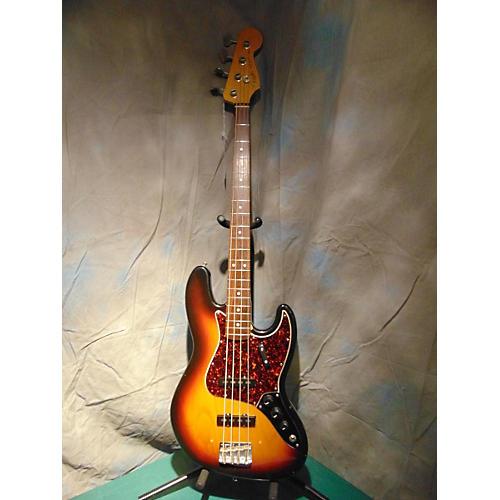 Fender Classic Series 60S Jazz Bass 2 Color Sunburst Electric Bass Guitar