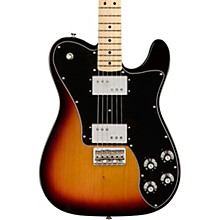 Classic Series '72 Telecaster Deluxe Electric Guitar 3-Color Sunburst