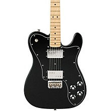 Classic Series '72 Telecaster Deluxe Electric Guitar Black