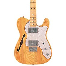 Classic Series '72 Telecaster Thinline Electric Guitar Natural