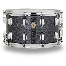 Ludwig Classic Series Hybrid with Oak Shell Snare Drum Level 1 14 x 8 in. Gun Metal Glass