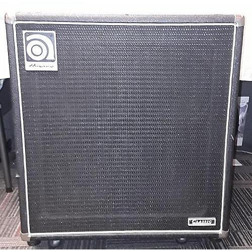 Ampeg Classic Series SVT410HLF 500W 4x10 Bass Cabinet Bass Cabinet