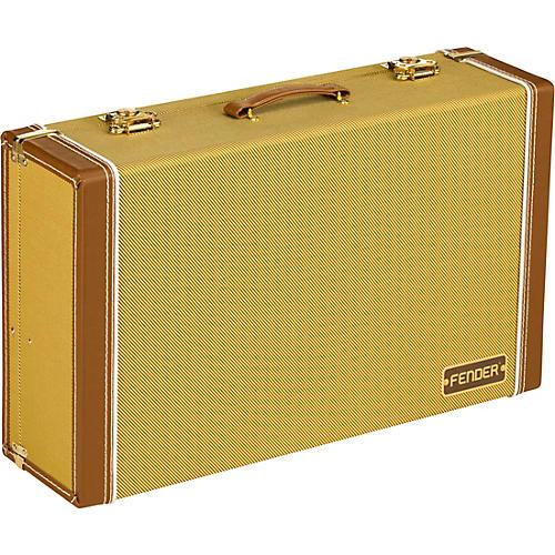 Fender Classic Series Tweed Pedalboard Case, Medium
