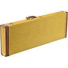 Classic Series Wood Strat/Tele Case Tweed Red