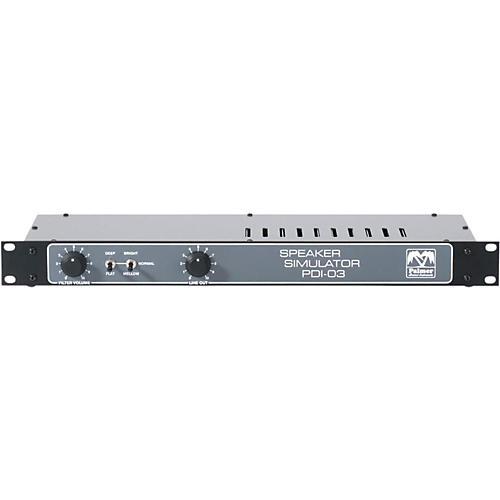Palmer Audio Classic Speaker Simulator w/Load Box