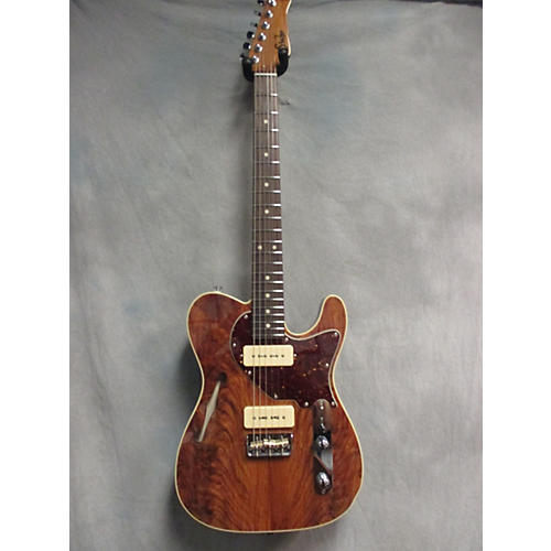 Suhr Classic T Basswood/guatemalan Rosewood Hollow Body Electric Guitar
