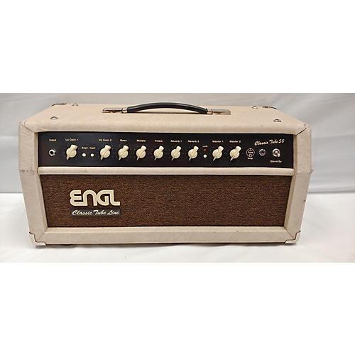 used engl classic tube 50 50w tube guitar amp head guitar center. Black Bedroom Furniture Sets. Home Design Ideas