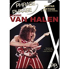 MJS Music Publications Classic Van Halen Phrase by Phrase Guitar Method (DVD)