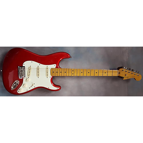 Squier Classic Vibe 1950S Stratocaster Solid Body Electric Guitar