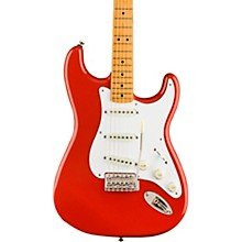 Classic Vibe '50s Stratocaster® Maple Fingerboard Electric Guitar Fiesta Red