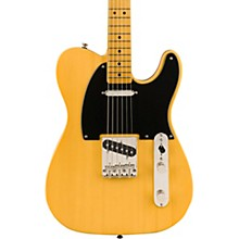 Classic Vibe '50s Telecaster Maple Fingerboard Electric Guitar Butterscotch Blonde