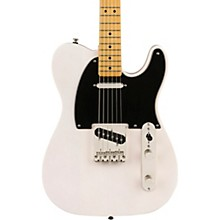 Classic Vibe '50s Telecaster Maple Fingerboard Electric Guitar White Blonde