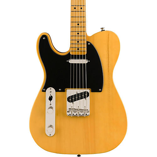 Squier Classic Vibe 50s Telecaster Maple Fingerboard Left-Handed Electric Guitar