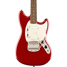 Classic Vibe '60s Mustang Limited Edition Electric Guitar Candy Apple Red