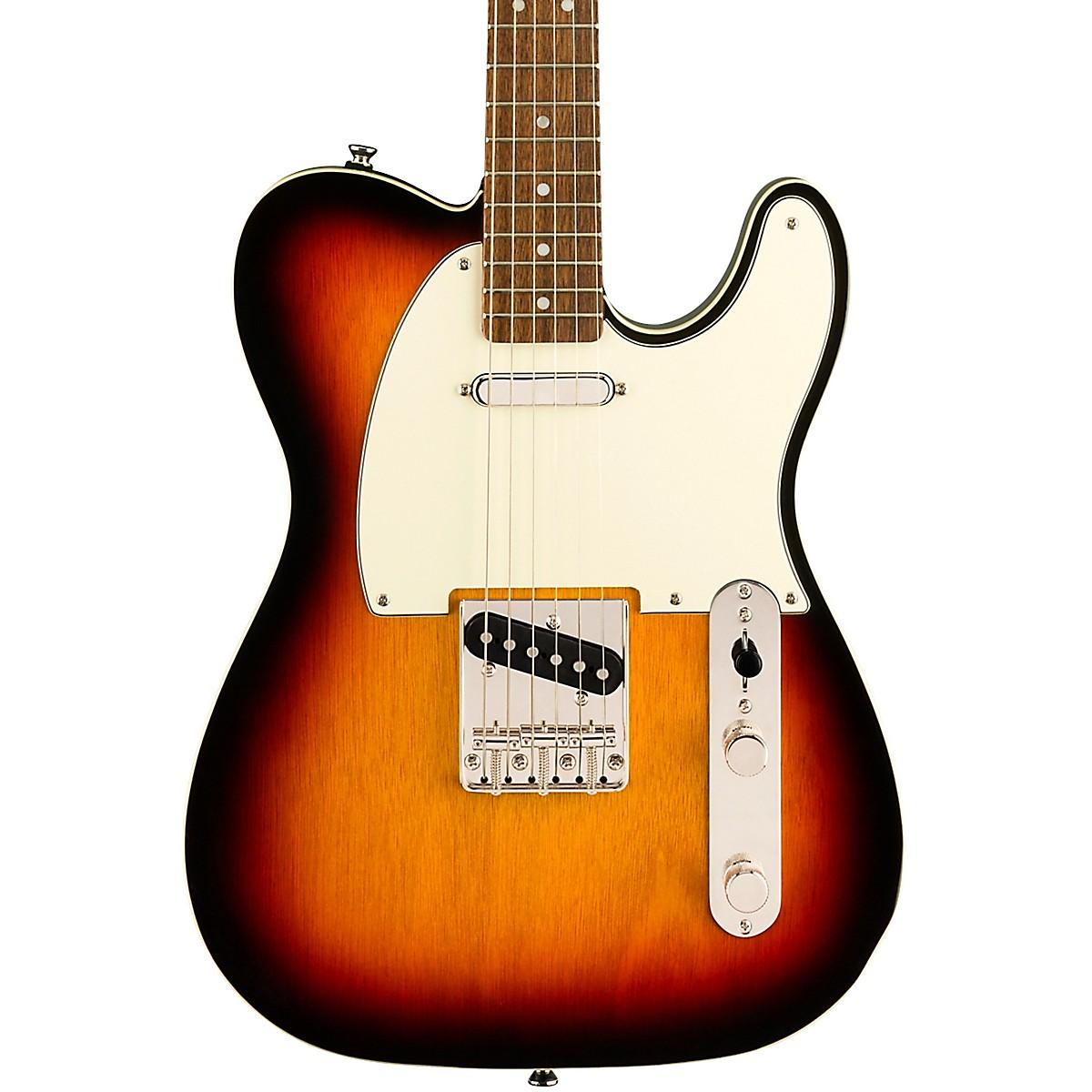 Squier Classic Vibe '60s Telecaster Custom Electric Guitar