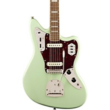 Classic Vibe '70s Jaguar Electric Guitar Surf Green