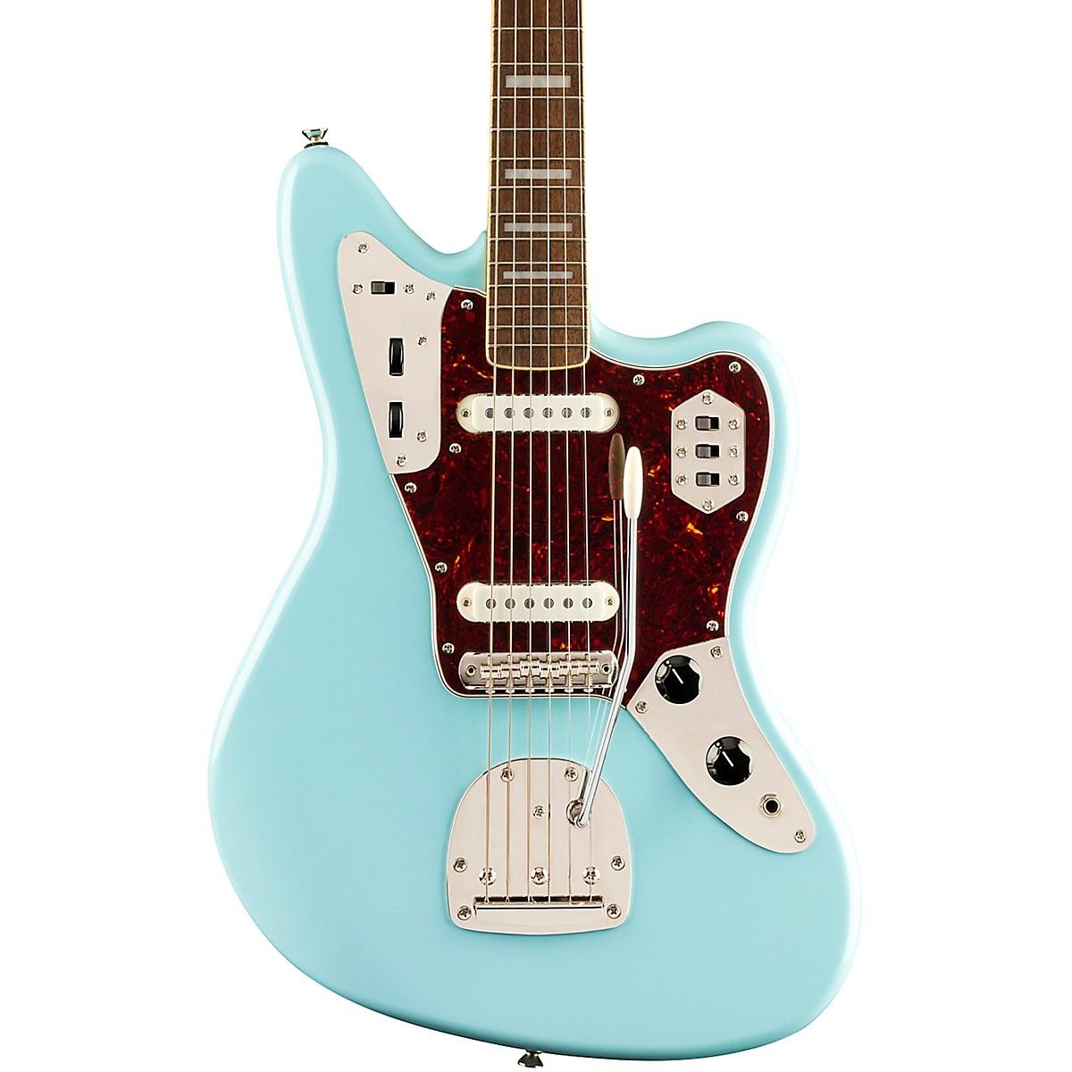 Squier Classic Vibe '70s Jaguar Limited Edition Electric Guitar