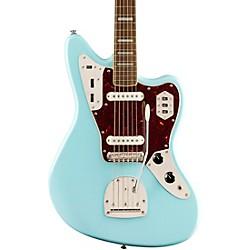 Classic Vibe '70s Jaguar Limited Edition Electric Guitar Daphne Blue