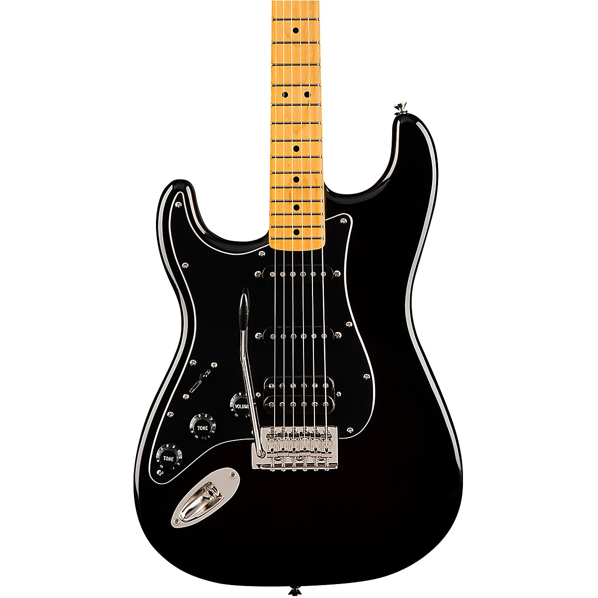 Squier Classic Vibe '70s Stratocaster HSS Maple Fingerboard Left-Handed Electric Guitar