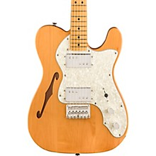 Classic Vibe '70s Telecaster Thinline Maple Fingerboard Electric Guitar Natural