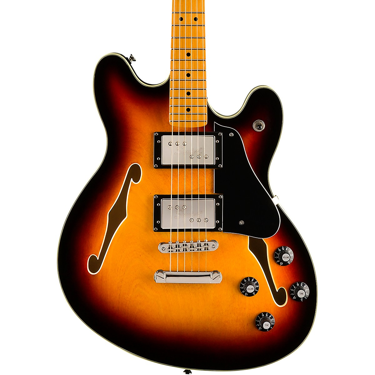 Squier Classic Vibe Starcaster Maple Fingerboard Electric Guitar