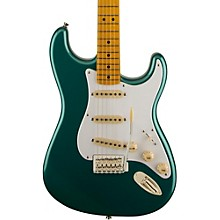 Classic Vibe Stratocaster '50s Electric Guitar Sherwood Green Metallic