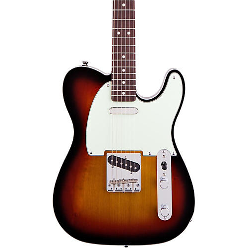 squier classic vibe telecaster custom electric guitar 3 color sunburst guitar center. Black Bedroom Furniture Sets. Home Design Ideas