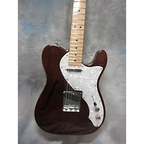 used squier classic vibe telecaster thinline hollow body electric guitar guitar center. Black Bedroom Furniture Sets. Home Design Ideas