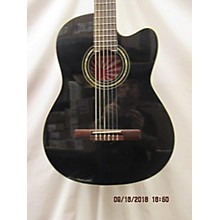 Greg Bennett Design by Samick Classical Classical Acoustic Electric Guitar