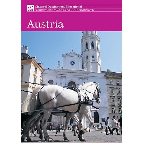 Classical Destinations Educational Classical Destinations: Austria (Austria) DVD