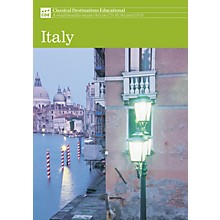 Classical Destinations Educational Classical Destinations: Italy (Italy) DVD Composed by Various