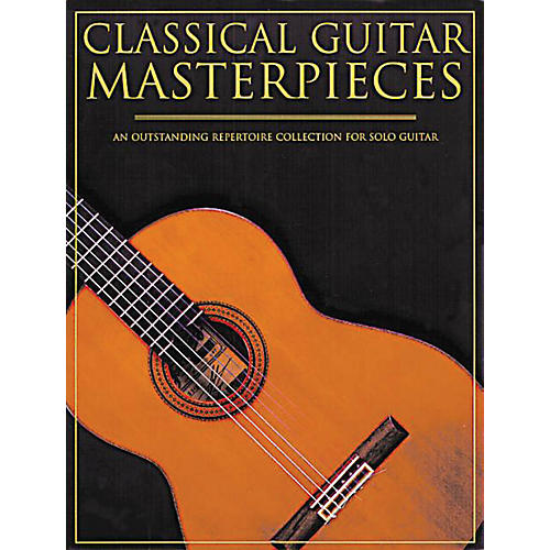 Music Sales Classical Guitar Masterpieces Music Sales America Series Softcover
