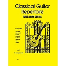 Hal Leonard Classical Guitar Repertoire (Tune a Day Series) Music Sales America Series Softcover