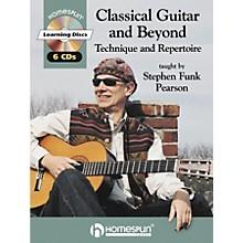 Homespun Classical Guitar and Beyond (Book/CD)