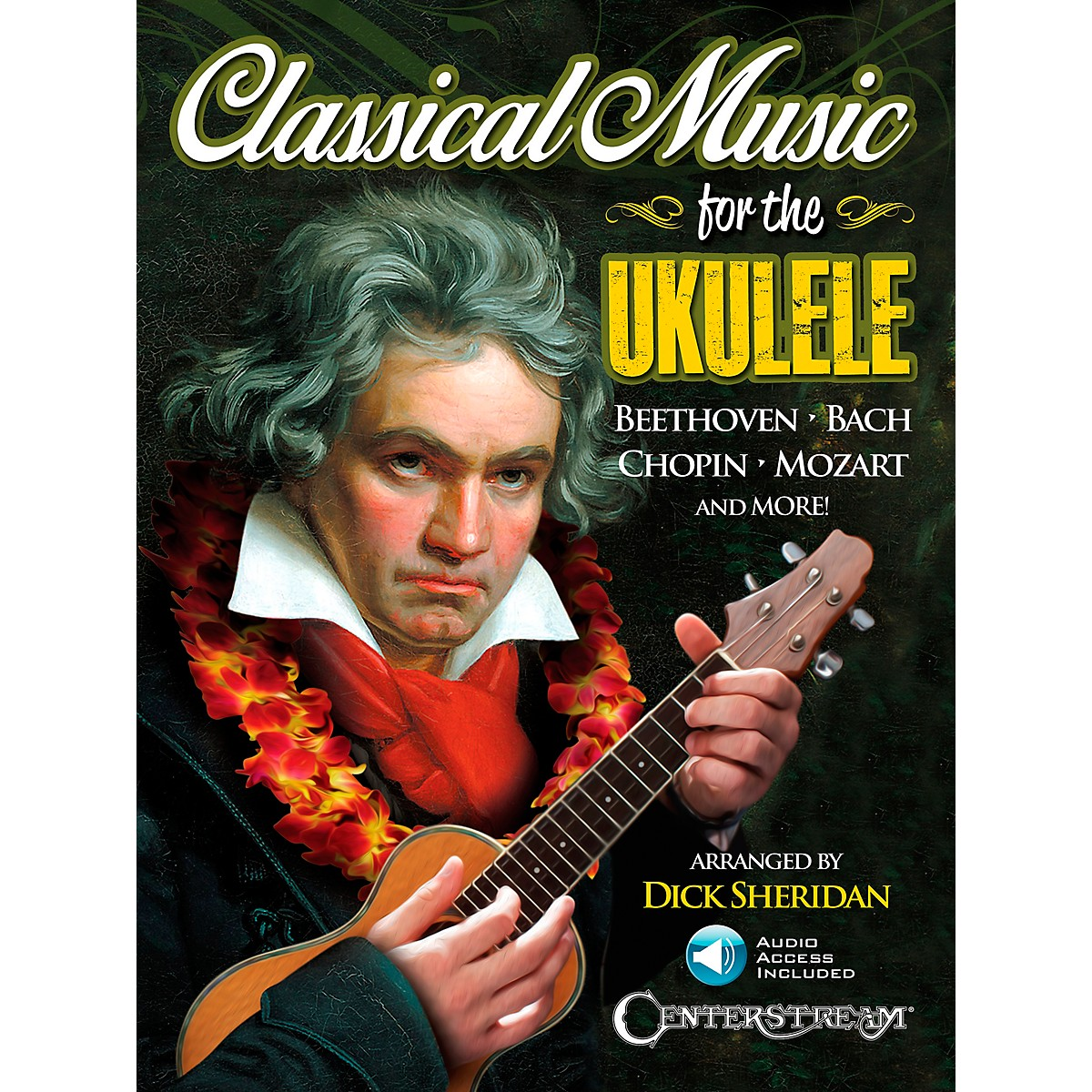Hal Leonard Classical Music For The Ukulele Book/CD