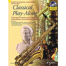 Schott Classical Play-Along Instrumental Play-Along Series Book with CD