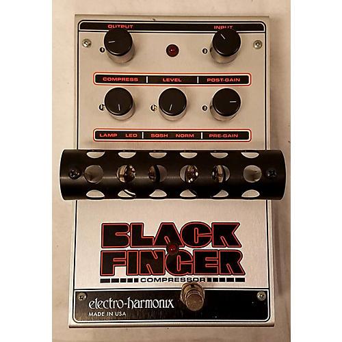 Electro-Harmonix Classics Black Finger Compressor Effect Pedal