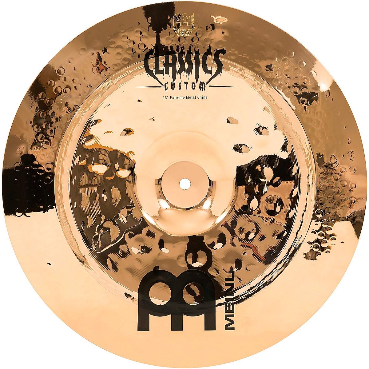Meinl Classics Custom Extreme Metal China Cymbal