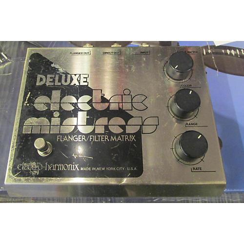 Electro-Harmonix Classics Deluxe Electric Mistress Flanger / Filter Matrix Effect Pedal