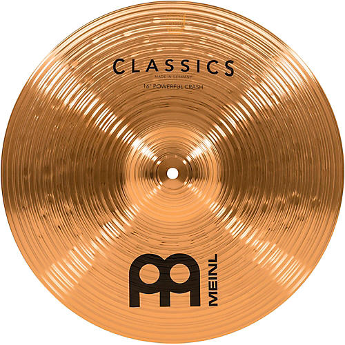 Meinl Classics Powerful Crash Cymbal